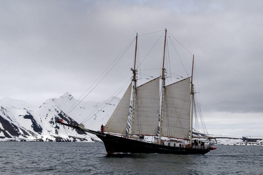 Tall ship sailing holidays europe